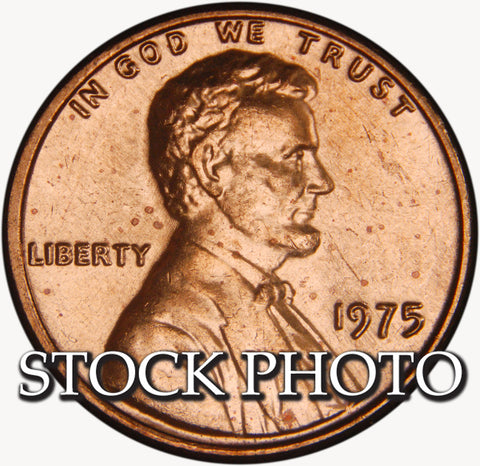 1975 Lincoln Cent