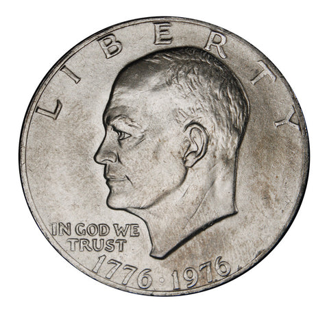 1976 Type 2 Eisenhower Dollar