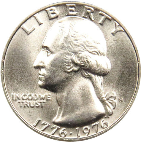 1976-S Washington Quarter