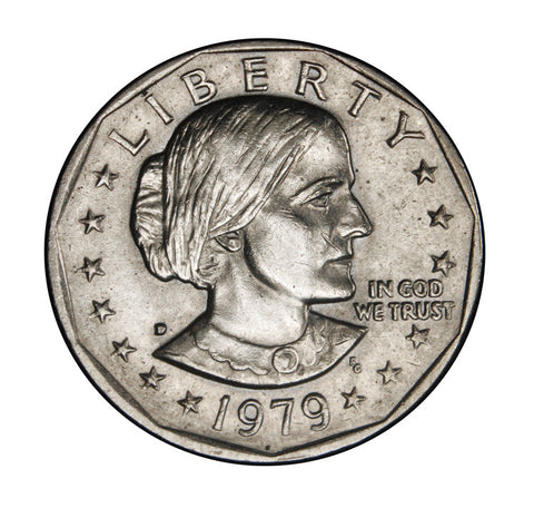 1979-D Susan B. Anthony Dollar