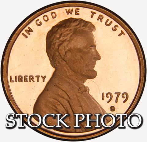 1979-S Type 2 Lincoln Cent