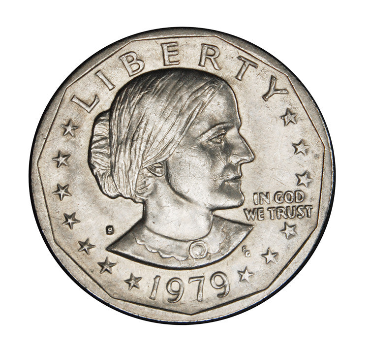 Susan B  Anthony Dollars | Mount Vernon Coin