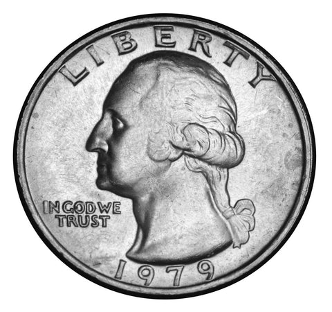 1979 Washington Quarter