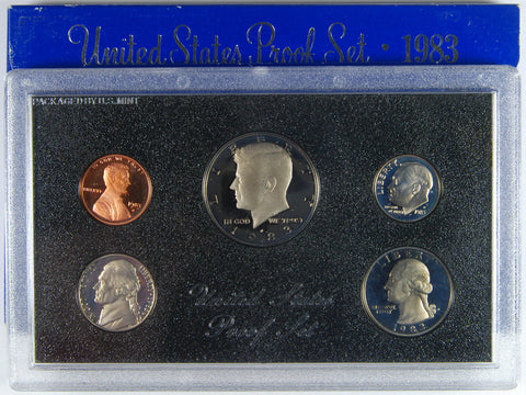 1983-S Proof Set