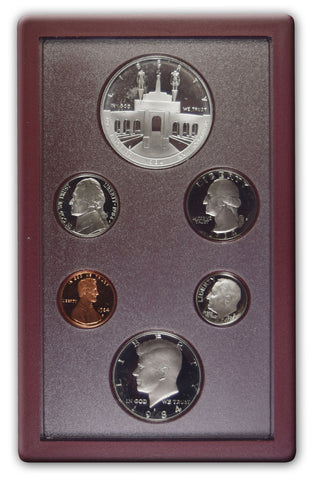 1984-S Prestige Proof Set