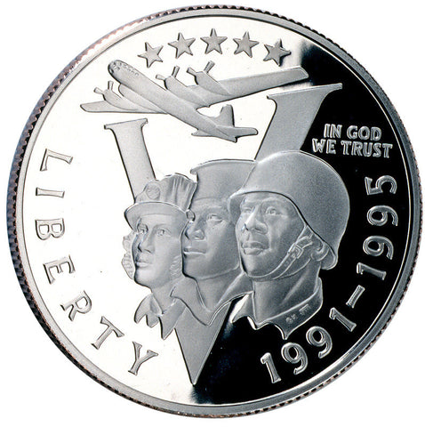 1993 World War II Half