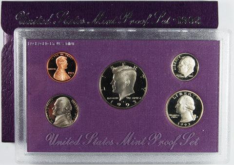 1993-S Proof Set