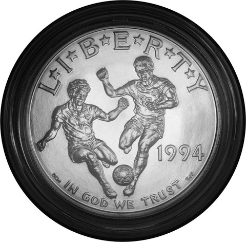 1994-D World Cup Silver Dollar