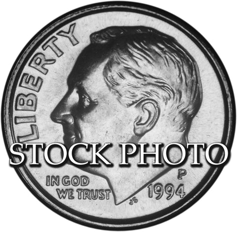 1994 Roosevelt Dime . . . . Brilliant Uncirculated
