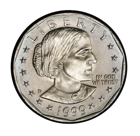 1999-D Susan B. Anthony Dollar