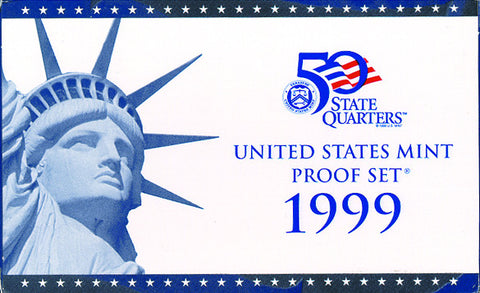 1999-S Proof Set