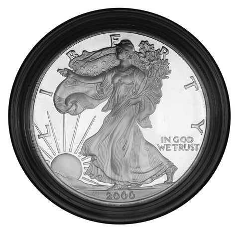 2000 Silver Eagle . . . . Superb Brilliant Proof