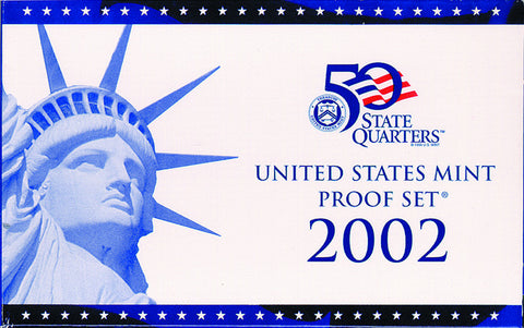 2002-S Proof Set . . . . <br>Gem Brilliant Proof