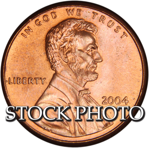 2004 Lincoln Cent