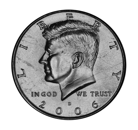 2006-D Kennedy Half . . . . Brilliant Uncirculated