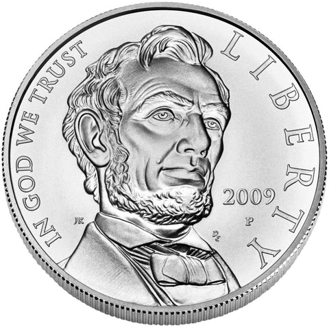 2009-P Abraham Lincoln Silver Dollar