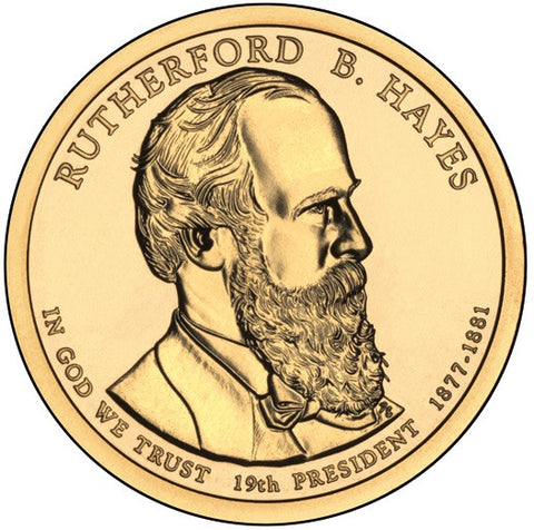 2011 Rutherford B. Hayes Dollar