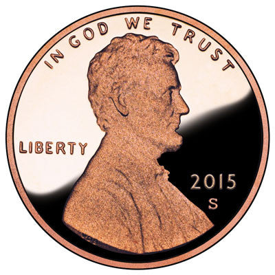 2015-S Lincoln Shield Cent