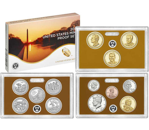 2016 Proof Sets