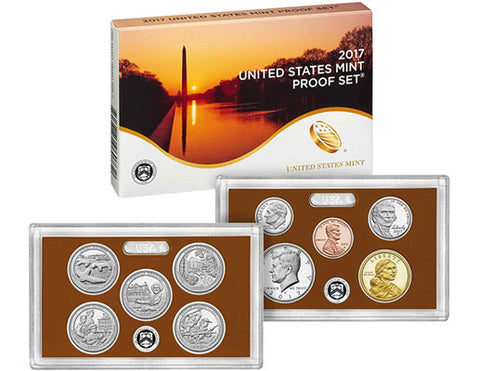 2017 Proof Sets