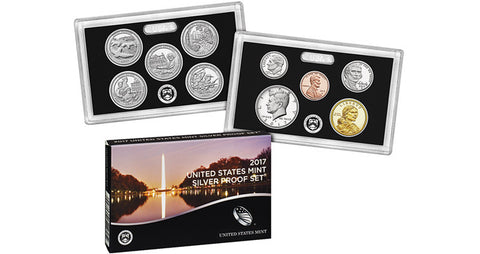 2017-S Silver Proof Sets