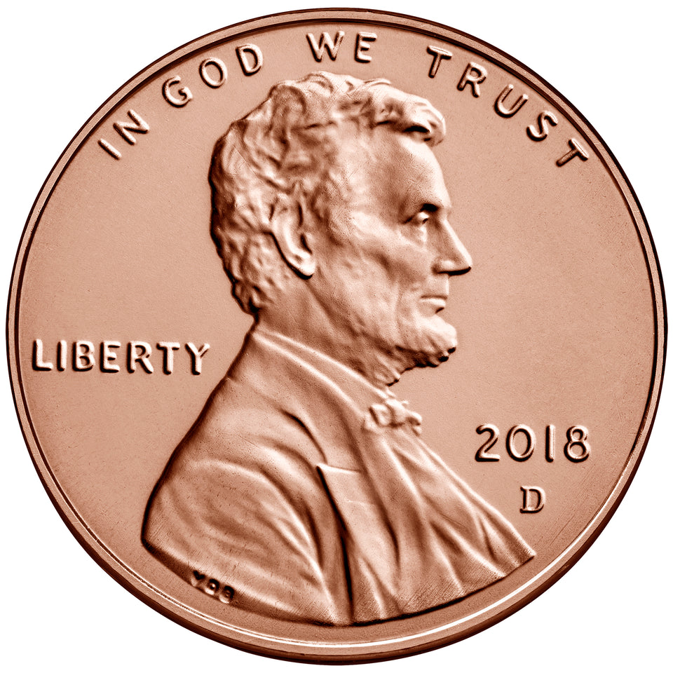 2013 S through 2017 S Lincoln Shield Cent Proof Set