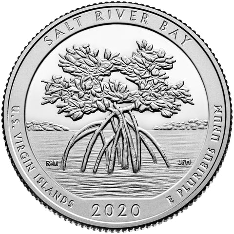2020-S Salt River Bay Natl Historical Park, VI Quarter