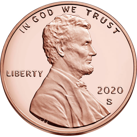 2020-S Lincoln Shield Cent