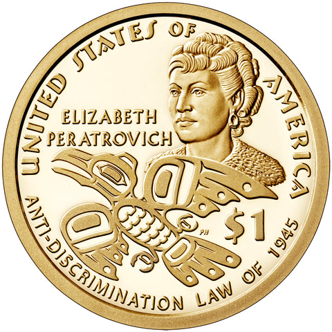 2020-S Native American Dollar Alaska Anti-Discrimination Law