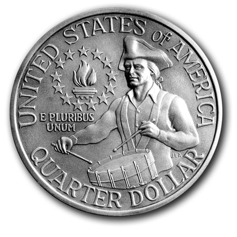 1976 Washington Quarter