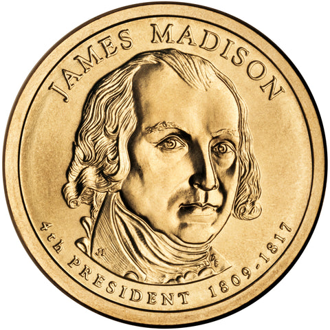 2007 James Madison Dollar