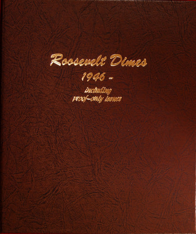 "1946-2012 PDSS Roosevelt Dimes (including ""S"" mint silver proofs)"