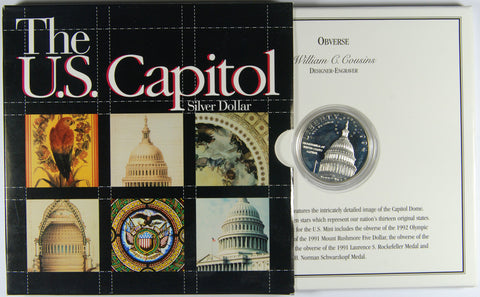 1994 U.S. Capitol Dollar Special Edition Set