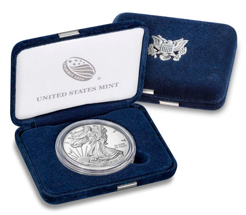 2018-W Proof Silver Eagle