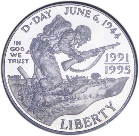 1993-W World War II Dollar