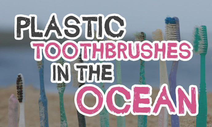 Plastic toothbrushes in the ocean: Reasons why we find them and the real effect