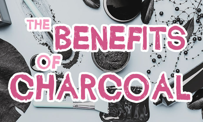 The benefits of using charcoal