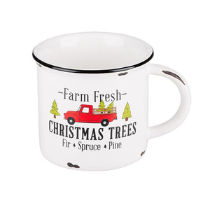 Christmas Tree Farm Mug