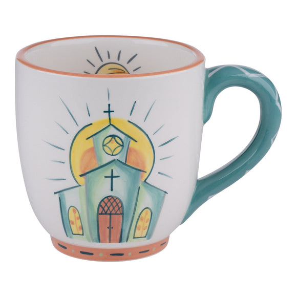 Amazing Grace Church Ceramic Mug