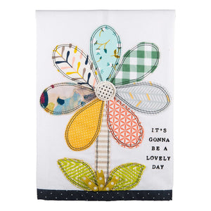 Lovely Day Tea Towel