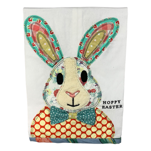 Hoppy Easter Tea Towel
