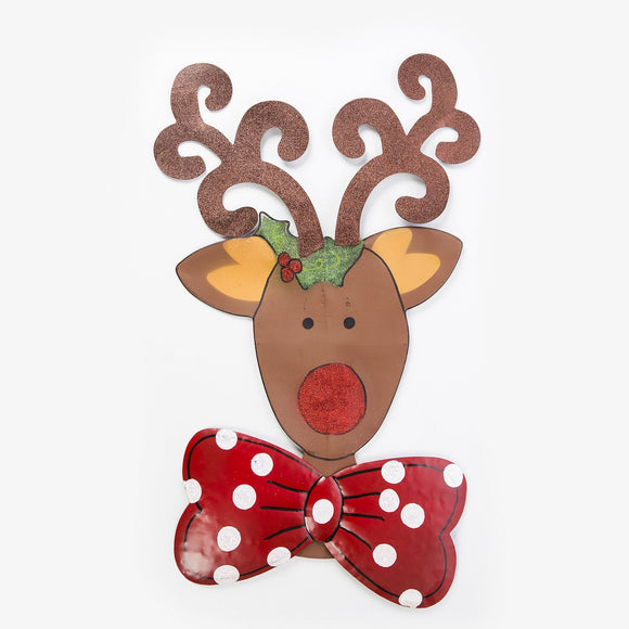 Rudolph Screen Door Hanger