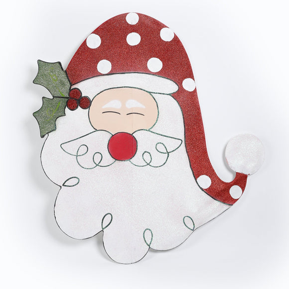 Santa Screen Door Hanger