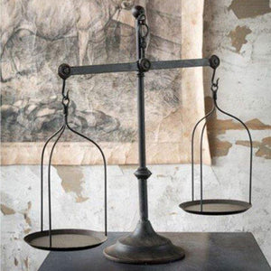 Decorative Antique Style Scale