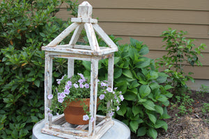 Modern Farmhouse Lantern