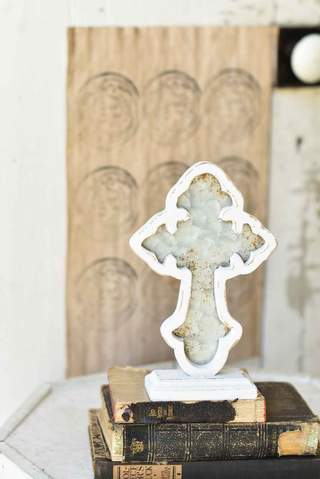 Ornate Standing Cross
