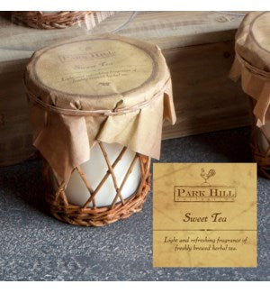 Sweet Tea Candle
