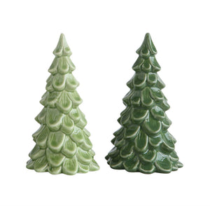 Medium Stoneware Tree (Choice of Color)