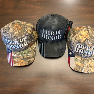 Tour of Honor Caps