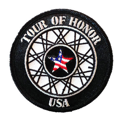 Tour of Honor Patch